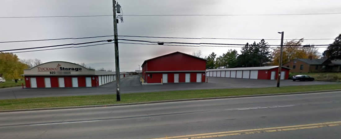 Neenah WI Self Storage Facility